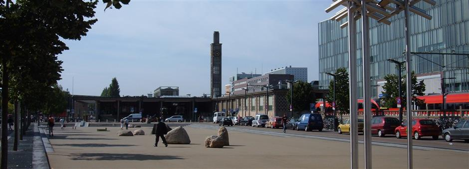 Hotel *Enschede* - Hotel Enschede (in aanbouw)