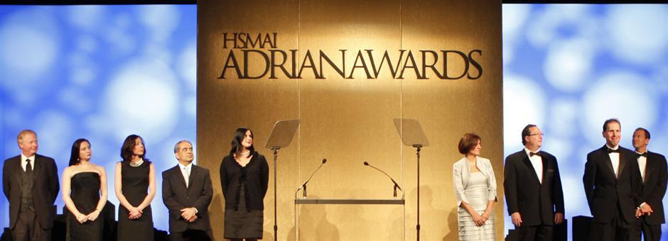 Een *Adrian Award* <br/>voor Valk Exclusief - Valk Exclusief