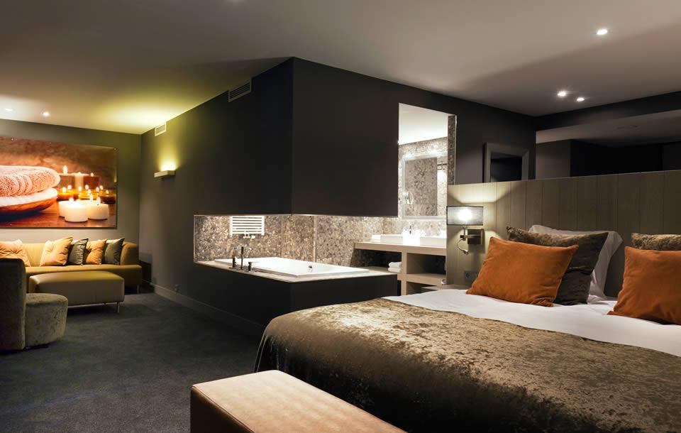 Hotel Met Jacuzzi In Slaapkamer : Valk Suites - Voor iedereen een ...