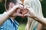 Valentijnarrangement