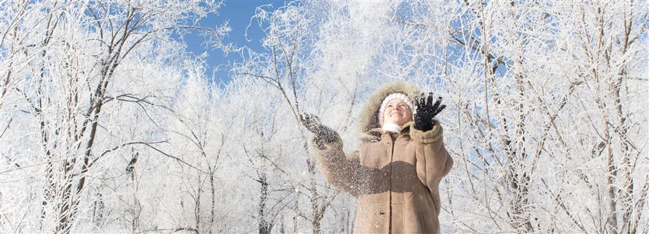 Hartje *Winter* - Hotel Harderwijk op de Veluwe