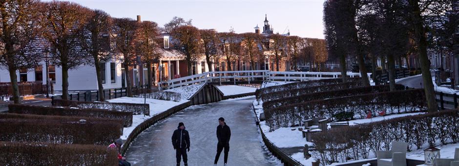 Ook zo'n zin in de Winter? - Hotel Wolvega - Heerenveen