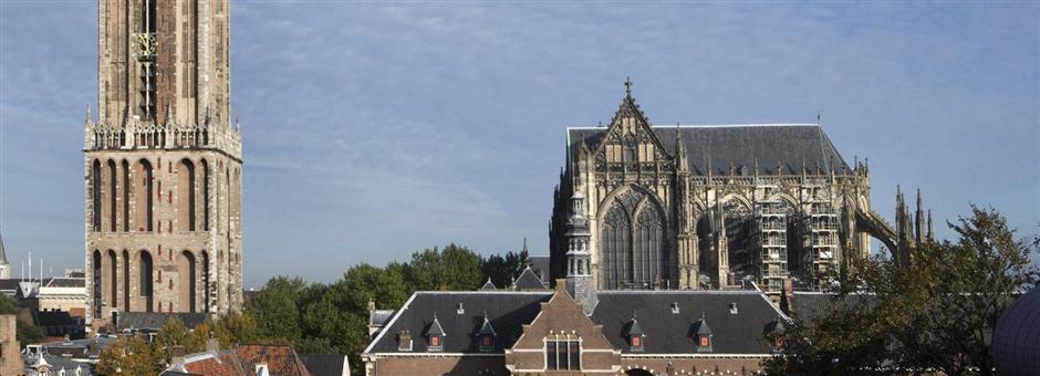 Bezoek Utrecht - Hotel Vianen