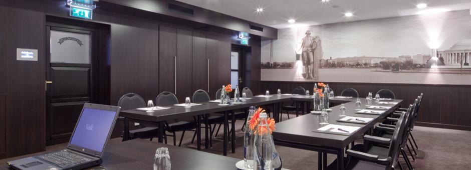Vergaderen in stijl - Hotel Vianen