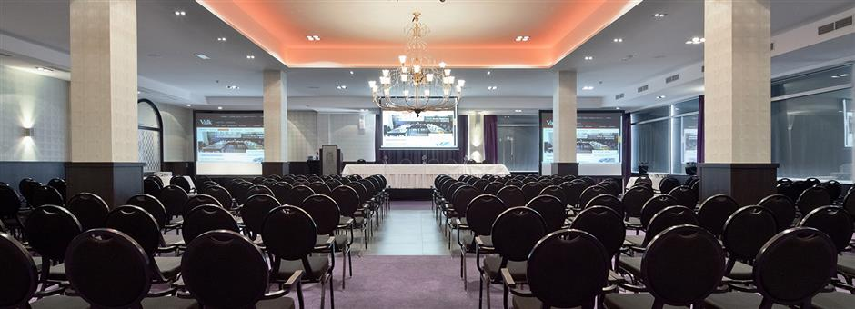 For *large* and |*small* conferences - Hotel Vianen