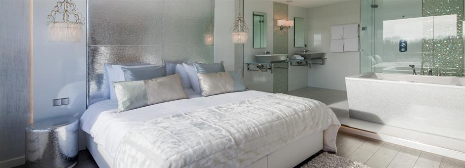 Ervaar ultiem geluk in onze kersverse Silver Suite - Hotel Vianen