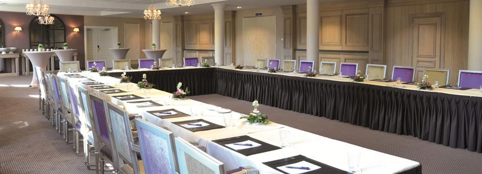 Vergaderen in stijl - Hotel Kasteel Bloemendal