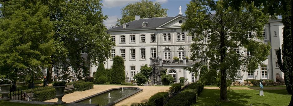 *Enjoy* the generously| Limburg hospitality - Hotel Kasteel Bloemendal