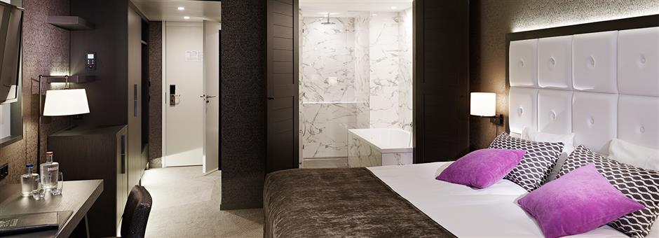 Stolz präsentieren wir unsere neuen Komfort Zimmer! - Hotel Kasteel Bloemendal