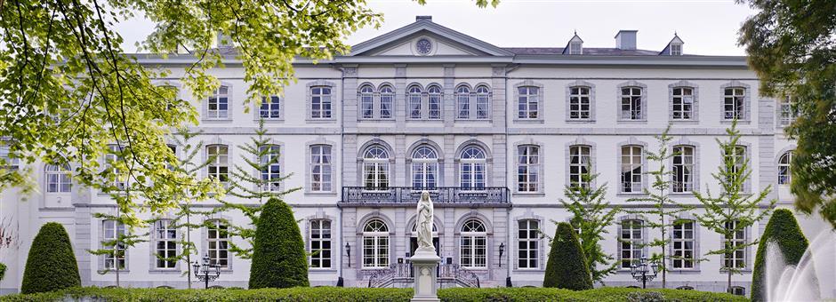 Königlich genießen  von der limburgischen Gastfreundlichkeit - Hotel Kasteel Bloemendal