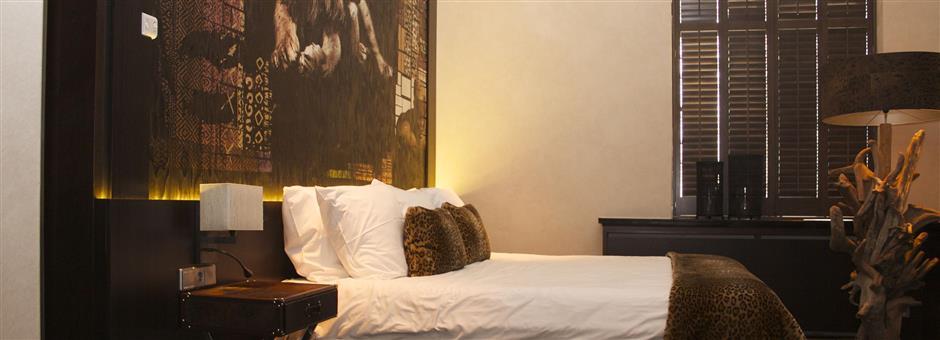 de nieuwste *Afrika Suite* - Hotel Houten - Utrecht