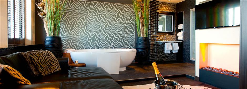 badderen in ongekende luxe - Hotel Houten - Utrecht