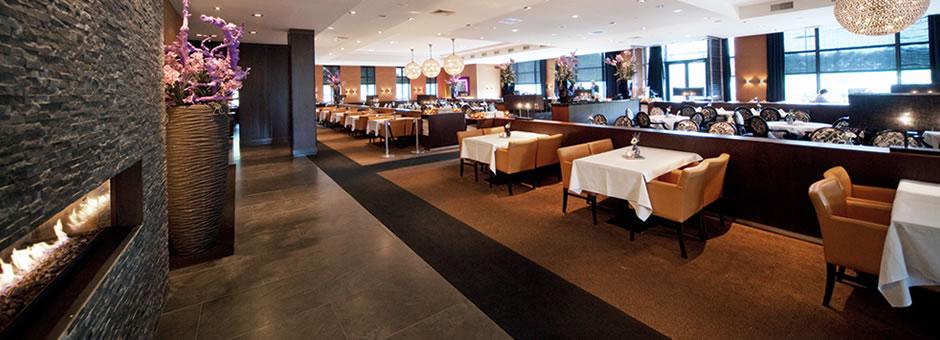 Ein *schmackhaftes* und *ausgiebiges* Dinner - Hotel Houten - Utrecht