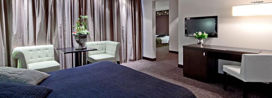 Alles voor een goede *nachtrust* - Hotel Emmeloord