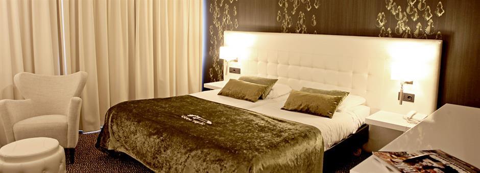 Geniet van onze |gerenoveerde hotelkamers - Hotel De Gouden Leeuw