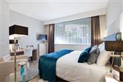 Economy kamer in het souterrain - Hotel Leiden