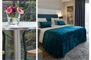 Comfort kamer met balkon - tuinzijde