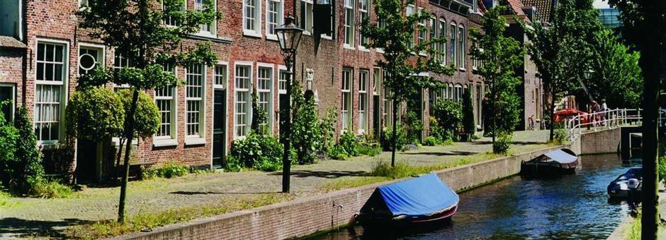 Grachten - Hotel Leiden