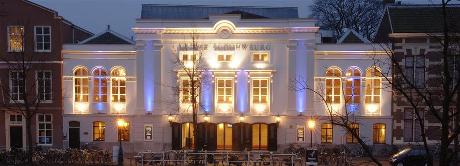Leidse Schouwburg - Hotel Leiden