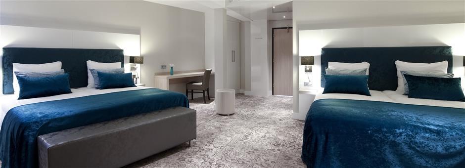 Familie kamer - Hotel Leiden