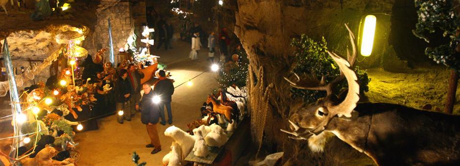 Kerstshoppen in Zuid-Limburg - Kasteel TerWorm