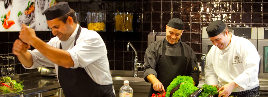 Live Cooking.  You decide what our chef  cook  - Hotel Heerlen