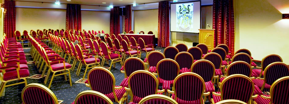 12 *inspirerende* zalen | *Enthousiast* Sales team - Hotel Heerlen
