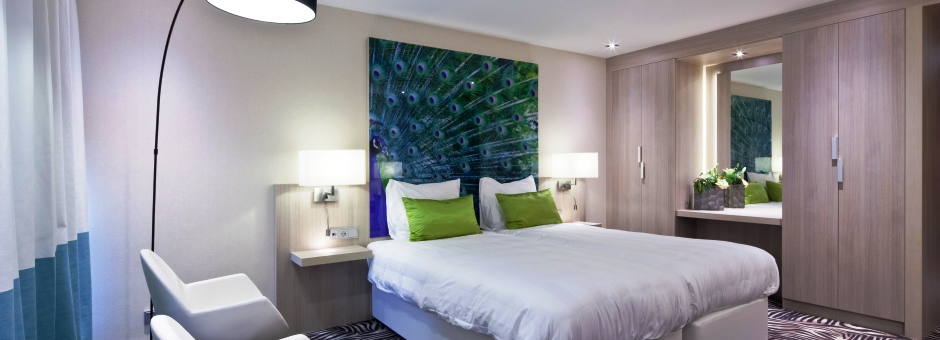 *ontspan* in *luxe* en *comfort* - Hotel Heerlen
