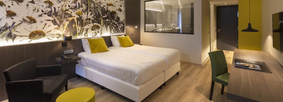 I *AM* the new| *style* junior *room* - Hotel Heerlen