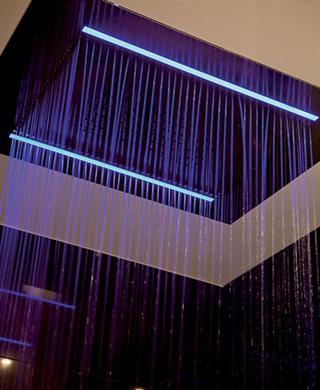 Kingsize rainshower voor twee personen - Hotel Harderwijk op de Veluwe