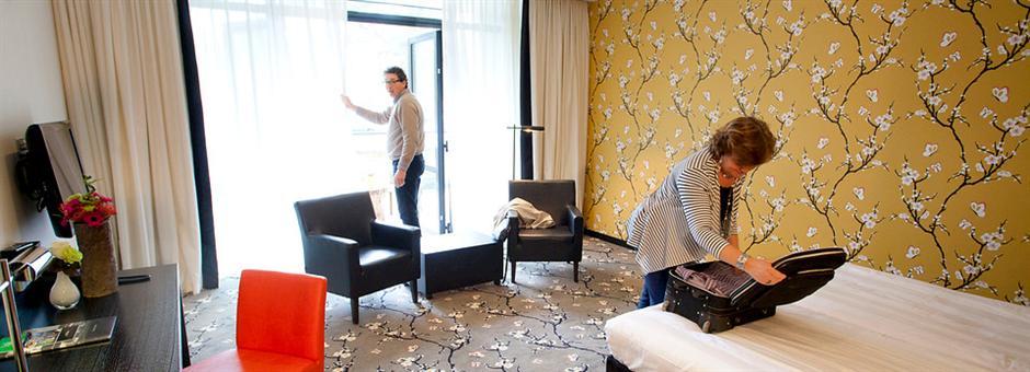 *Hartelijk welkom* - Hotel Harderwijk op de Veluwe