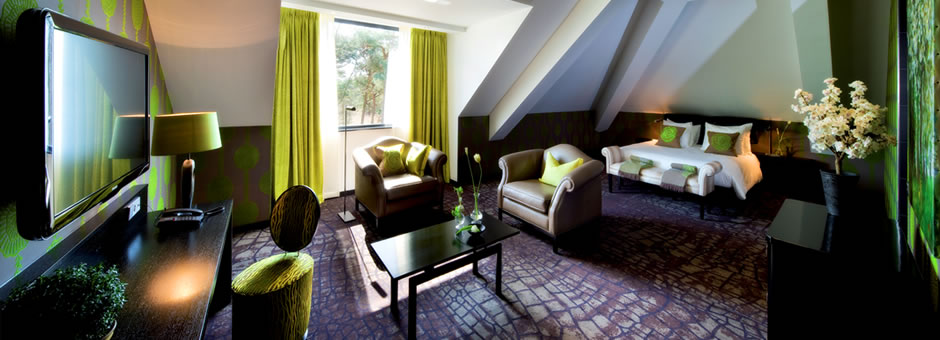 Relaxation, |surrounded by *luxury* and *conveniences* - Hotel Harderwijk op de Veluwe