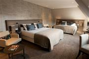 Superior Vierpersoonskamer - Hotel Hengelo