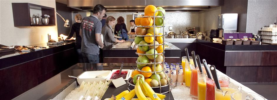 Be *rested* to enjoy an *extensive* breakfast - Hotel Hengelo