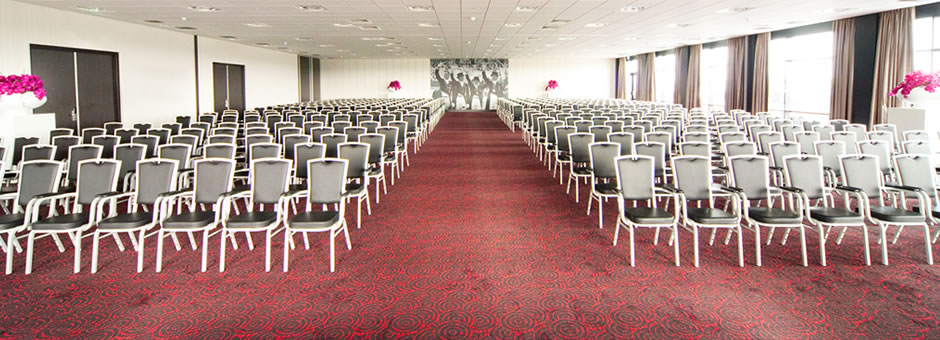 *ideaal* voor een *succesvol *event - Hotel Almere