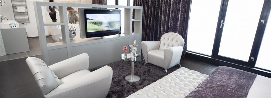 Bruidssuite - Hotel Middelburg
