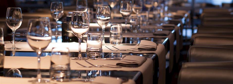 Restaurant à la carte - Hotel Middelburg