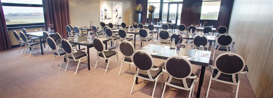 Vergaderen in stijl - Hotel Middelburg