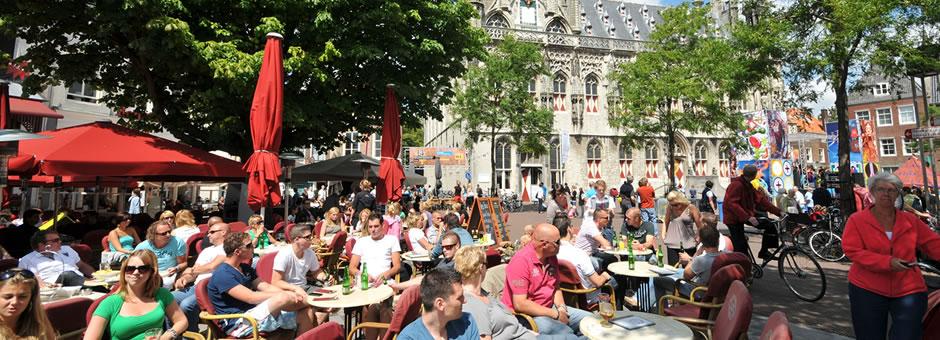 Explore cosy Zeeland |*together* - Hotel Middelburg