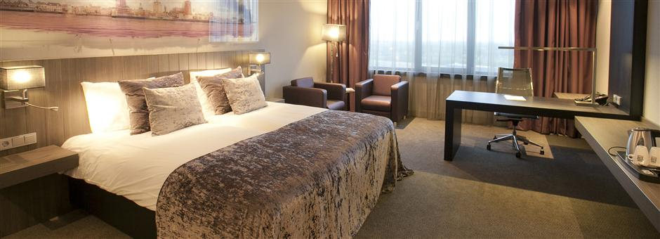 ARRANGEMENT SUPERIOR KAMER - Van der Valk Hotel Dordrecht