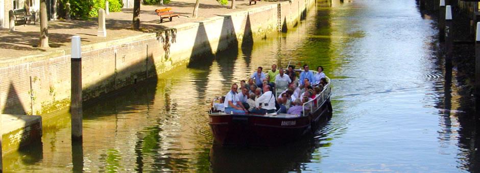 Ontdek de *Historische*| *binnenstad* Dordrecht - Hotel Dordrecht