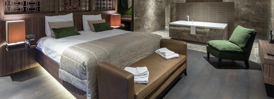 *Royaal ontspannen* - Hotel Zwolle