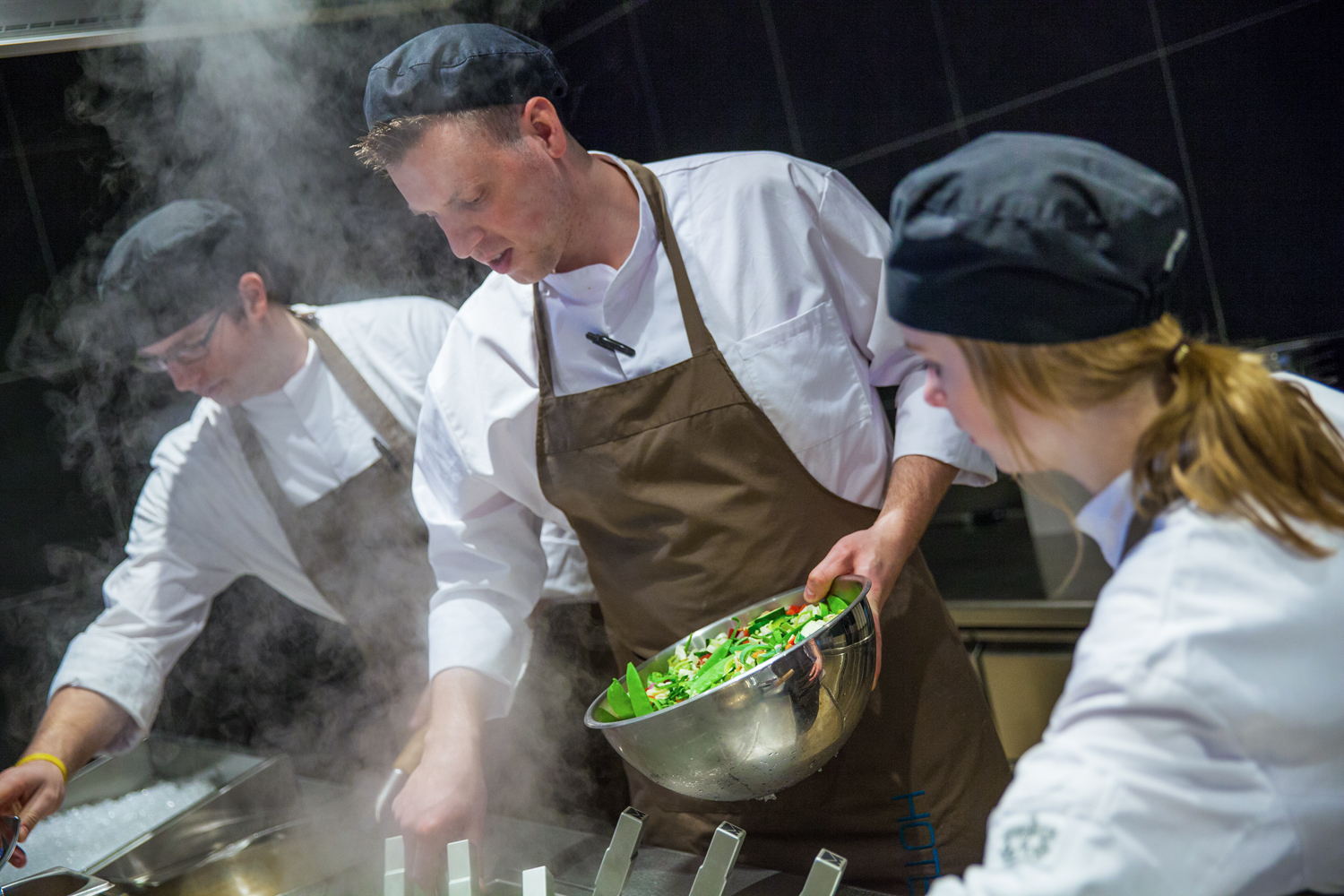*Live Cooking* | Every Saturday and Sunday - Hotel Zwolle