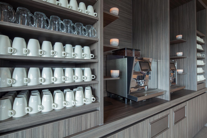 *Espressobar* - Hotel Zwolle
