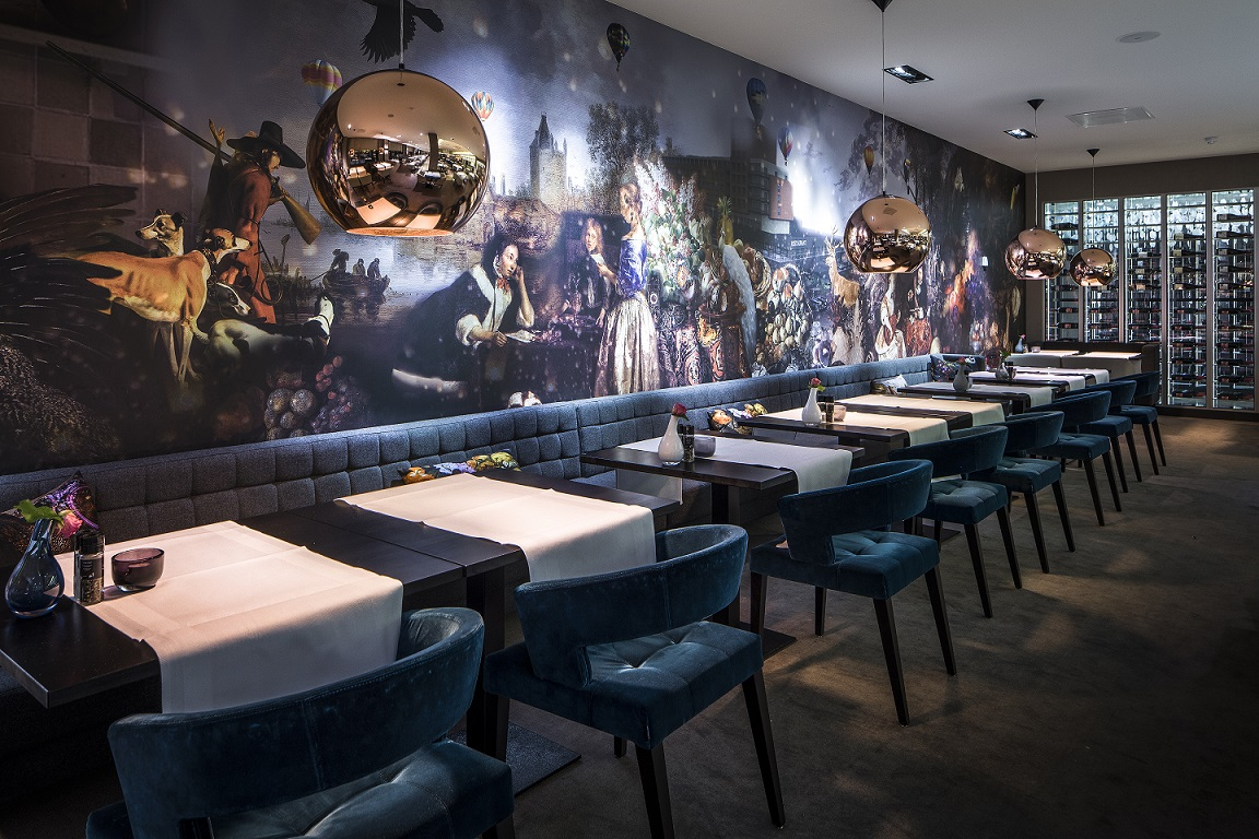 Dine in style - Hotel Zwolle