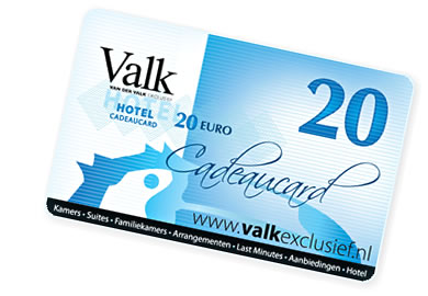 Cadeaucard - Valk Exclusief