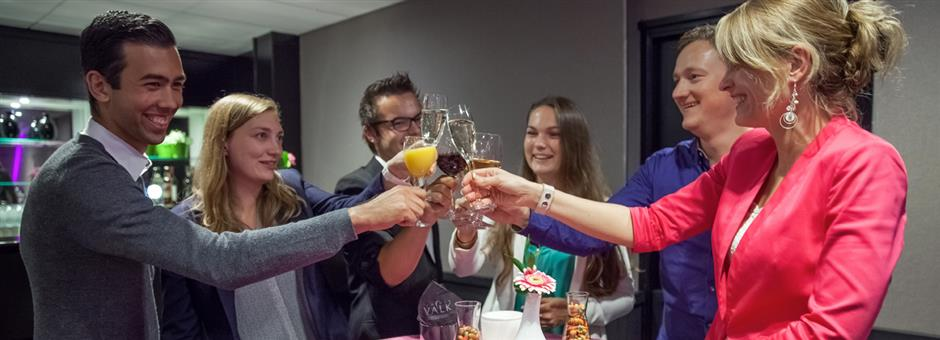 *Gezellig* borrelen - Hotel Rotterdam - Nieuwerkerk