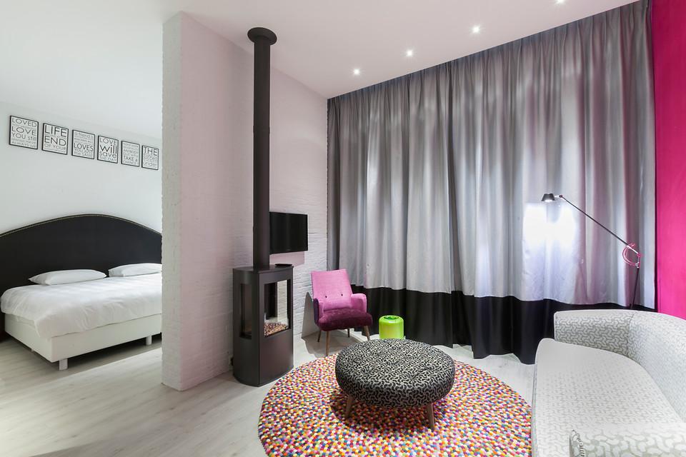 7 unieke suites - Hotel Rotterdam - Nieuwerkerk