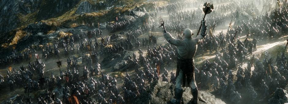 Het laatste %The Hobbit% deel - Bioscoop Diner