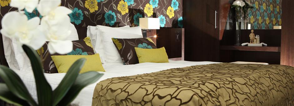 Alles für eine gute Nachtruhe - Hotel Spier-Dwingeloo